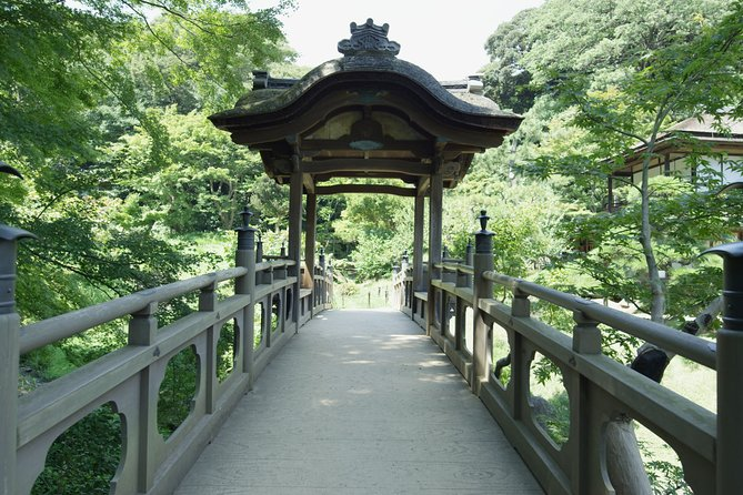 Sankeien Garden Audio Guide Tour, Yokohama, JAPÃO