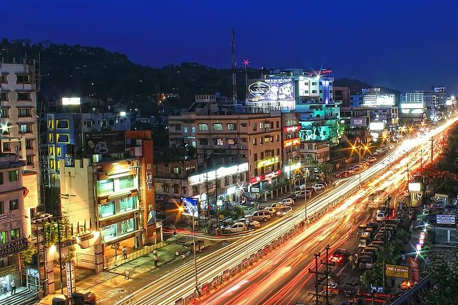 Guwahati is the hub of the north east state of India. Mostly some of the major routes starts from here only.