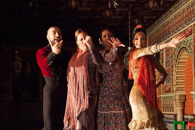 Flamenco Show & Special Menu at Torres Bermejas in Madrid, Madrid, ESPAÑA