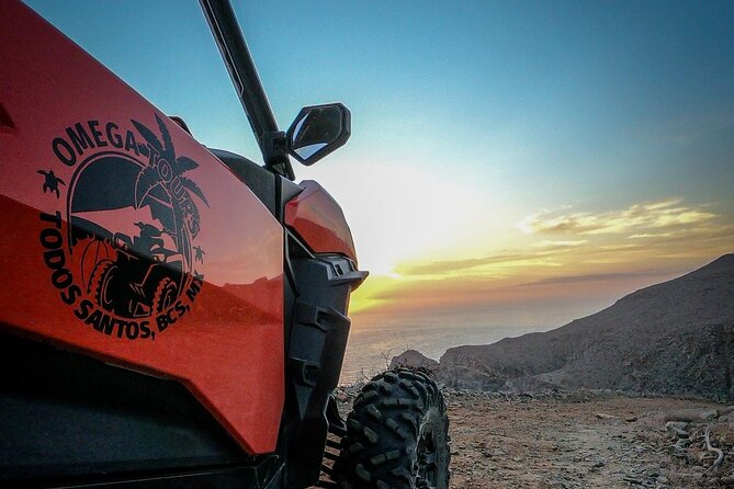 The tour experiences that we provide are personalized to the needs and tastes of each of our clients. We strive to ensure you have the best guided tour, self-guided tour, or rental by the hour in your off-road experience in Todos Santos.