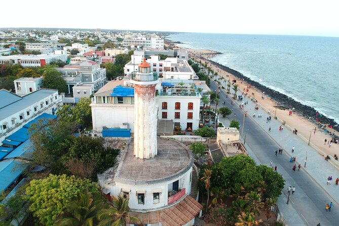 If you are running short on time or just come down to explore tourist destinations in and around city, half day city tour is the best option.<br><br>We have picked up all the spilled pieces together and created a beautiful garland of it in our Trails of Pondicherry tour, an unmatched heritage experience with awesome stories to understand a city's existence, culture and lifestyle.