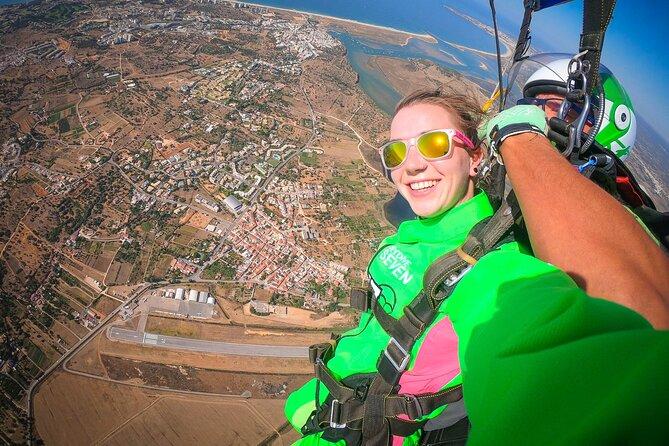 Algarve (Lagos) Tandem Skydive 10.000ft — 3500m, Lagos, PORTUGAL