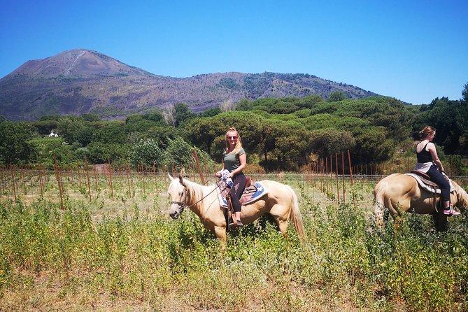 MAIS FOTOS, Horseback Riding on Vesuvius