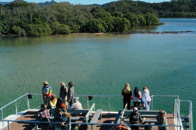 Brunswick Heads Rainforest Eco-Cruise, Brunswick Heads, AUSTRALIA
