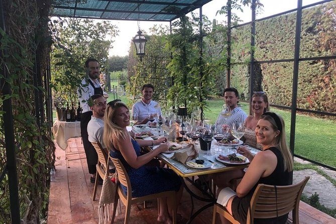 Chianti and San Gimignano Wine Tour - Experiences 1 day exciting trip in the heart of Chianti and visit the most beautiful village in the region.<br><br>Tour Length: 7/8 hours. <br><br>Dates: Every season. <br><br>Days of Week: Everyday. <br><br>Departure Point: From your accommodation - pick-up and drop-off in Florence or Siena province.<br><br>Departure Time: From Florence 9.00 AM - From Siena 09.00/09.30 am <br><br>Note: During this excursion, transport will be made in a Mercedes 9 seat minivan which offers the maximum comfort, with air-conditioning, large panoramic windows and comfortable seats. Unless you don't specify you want to remain private, is possible to be joined with some other people in the party  ( maximum 1 van )<br><br>Popularity: *****  (best seller wine and food tour in Tuscany)<br><br>> Step 1 - Charming boutique winery in Chianti <br><br>> Step 2 - Visit of Monteriggioni and/or San Gimignano <br><br>> Step 3 - Pairing lunch in the most famous winery in the area