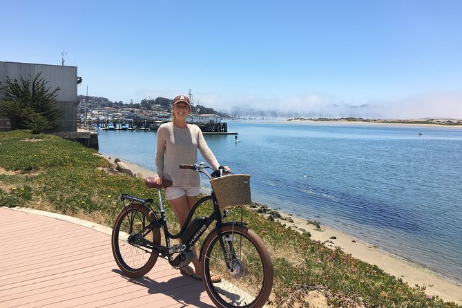 Explore the city sights and rugged hills of Morro Bay with an electric bike rental. Get around town easily on an eco-friendly electric bike that boosts your speed in order to see more in less time! Choose from a wide variety of models appropriate for beginners and experts alike. Biking around town provides a great workout and allows you to cover lots of ground fast — there's no better way to see Morro Bay.<br><br>We pride ourselves on carrying the highest-end electric bike rental fleet in Morro Bay. Come see for yourself! We look forward to helping you get on your very own ebike!