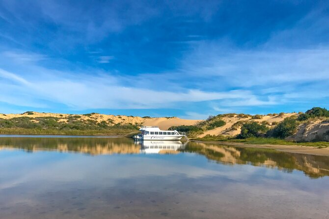 Spirit of the Coorong Adventure Cruise is the ultimate 6-hour cruise experience, which goes deep into the Coorong National Park and includes 2 guided walks.
