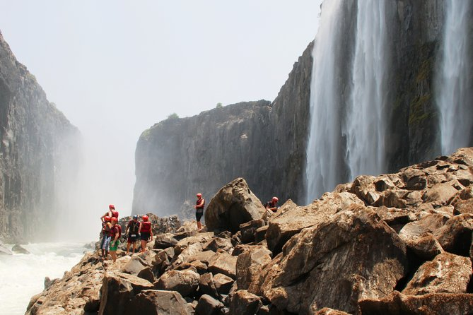 Swimming Under Victoria Falls: Half-Day Tour, Livingstone, Zimbábue