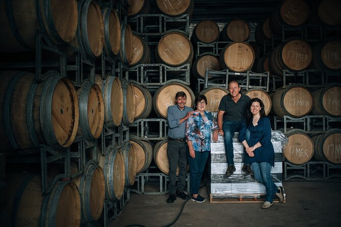 Hosted by one of the Bailey family members, you will hear first-hand the story of how we established and grew our family winery. Learn as you taste through our top tier wine ranges that reflect all that our wonderful region has to offer.