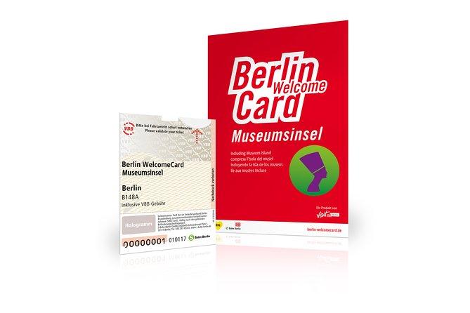 Berlin Welcome Card Museum Island, Berlim, Alemanha