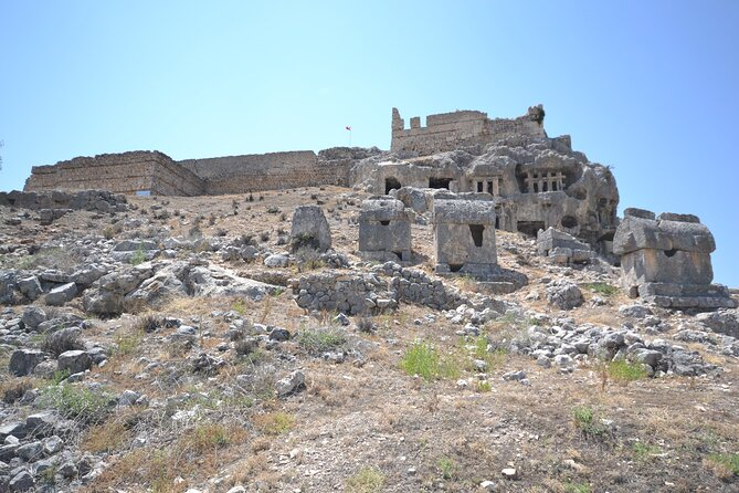 Private Tour: Saklikent Gorge-Tlos-Patara, Fethiye, TURQUIA
