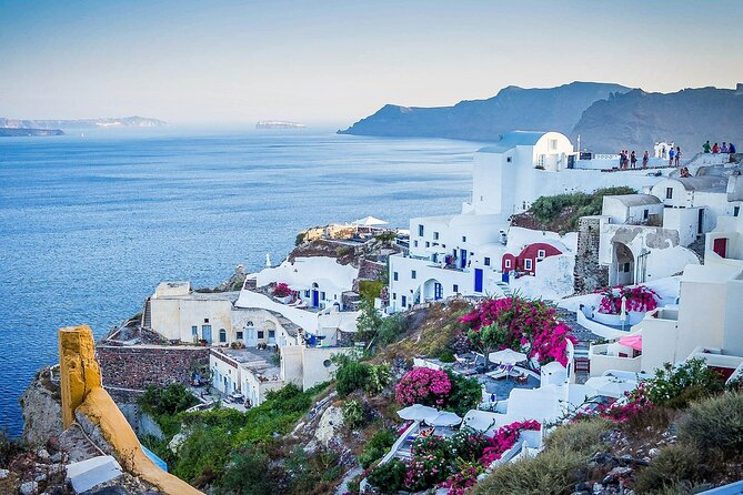 Starting from Ios explore Santorini -one of the most charming Greek islands. Avoid the hassle of a ferry transfer and save up to six hours of valuable vacation time with a 20-minute flight.