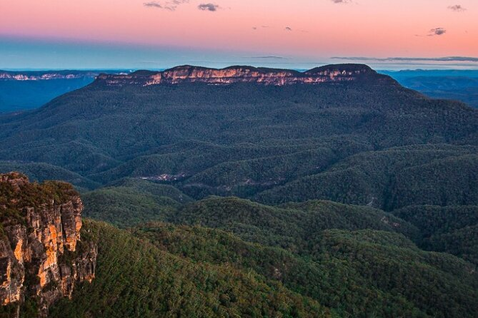 Give back to communities and get back to nature<br><br>Escape the everyday with this four-day adventure to the Blue Mountains and Southern Highlands of NSW with Intrepid. Pass though heritage towns and hike to the dramatic falls of the mountain wilderness, then learn the story of spectacular rock formations from the Traditional Owners. Feast on local produce direct from the producers, and look over the spectacular Kangaroo Valley (maybe with a nearby wombat). Be lucky to spot a platypus in the wild and spend some time visiting bushfire affected areas, a chance to see how locals are bouncing back and support the community. Enjoy a memorable First Nations food experience under the stars, and take the time to enjoy laidback Jervis Bay with a nature cruise.