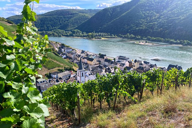 Spätburgunder or Gewurztraminer doesn't roll easily off the tongue, but both these German wines do flow very well down your throat. Join us on a grape escape to try the best Geman wines in the Mosel, Pfalz, Rheingau & Rheinhessen. <br><br>When it comes to the world of wine Germany has been in the wine game since the Romans and offers some of the world's most elegant and aromatic wine varieties, most notably for the noble Riesling. But getting your hands on a bottle outside of Germany can be hard to find. The regions best-kept wine secrets are rarely exported as locals love every last drop. This is why Weinköpfe exists. We believe wine was made for sharing. Our German wine tours aim to share with you the best quality wines, most beautiful views, historical sights and culinary delights the regions of Germany have to offer.