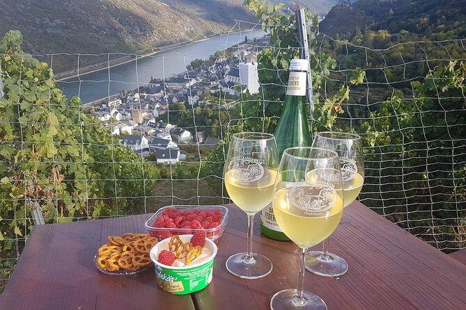 Excursion to the Romantic Rhine Valley, Frankfurt, Alemanha