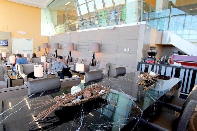 Edmonton International Airport Plaza Premium Lounge, Edmonton, CANADA