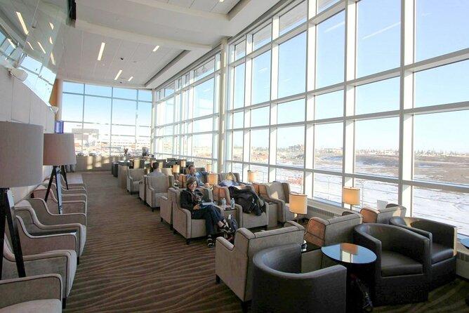 MÁS FOTOS, Edmonton International Airport Plaza Premium Lounge