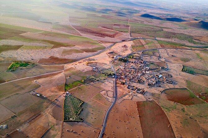 Hot Air Balloon Adventure over Marrakesh and Atlas, Marrakech, cidade de Marrocos, MARROCOS