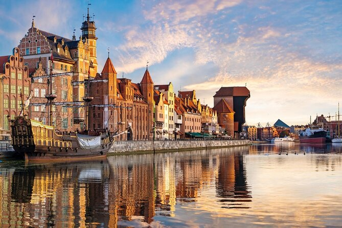 """Visit Gdansk, the birthplace of the Solidarity """"Solidarnosc"""" movement. This beautiful city on the Baltic coast is Poland's principal seaport. Sopot attracts tourists because of famous Polish beaches, promenades and the longest pier in Europe. See also an outstanding defense architecture when exploring a brick castle in Malbork!"""