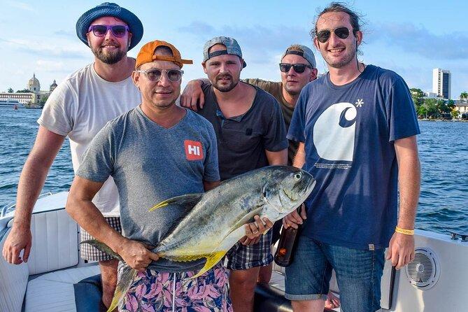 Cartagena Fishing, Cartagena das Índias, Colômbia