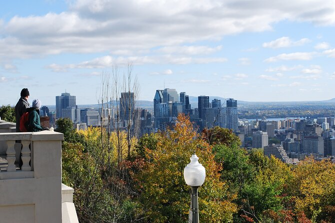 Small-Group Sightseeing Tour of Montreal, Montreal, CANADA