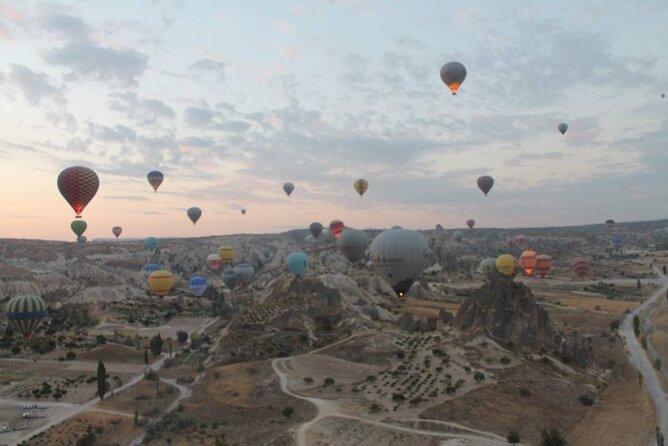 Hot Air Balloon Ride Cappadocia Tour, Goreme, TURQUIA