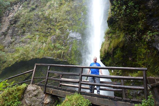 MÁS FOTOS, El Chorro waterfalls and Busa lake