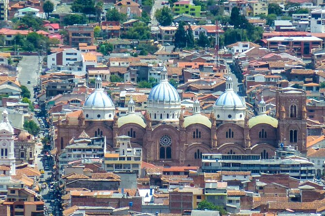 Recorrido a pie de medio día por la ciudad, Cuenca, ECUADOR