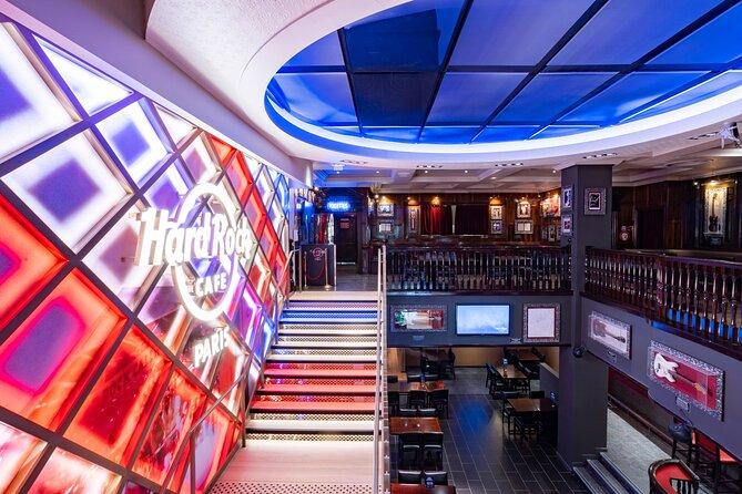 Skip the Line: Hard Rock Cafe Paris Including Meal, Paris, FRANCIA