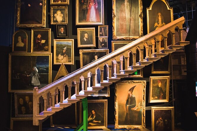 Warner Bros. Studio: Bastidores de Harry Potter com transporte de ida e volta luxuoso, saindo de Londres, Londres, REINO UNIDO