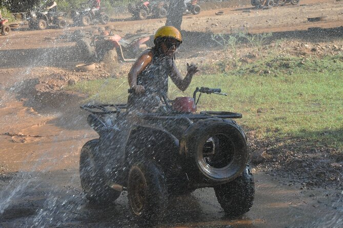 Fethiye Quad - ATV Safari, pick up from Oludeniz, Calis, Hisaronu, Ovacik, Fethiye, TURQUIA
