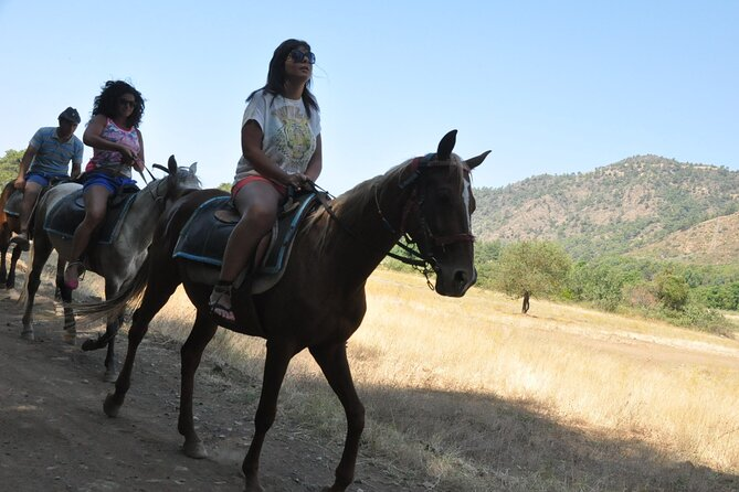 Fethiye Horse Safari, pick up from Oludeniz, Calis, Hisaronu, Ovacik, Fethiye, TURQUIA