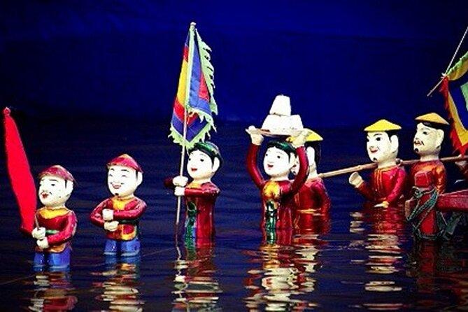 Skip the Line: Golden Dragon Water Puppet Tickets, Ho Chi Minh, VIETNAM