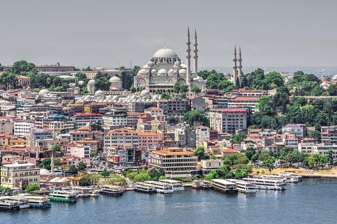 Istanbul Tour Including Blue Mosque, Hagia Sophia, Topkapi Palace and Hippodrome, Istambul, TURQUIA
