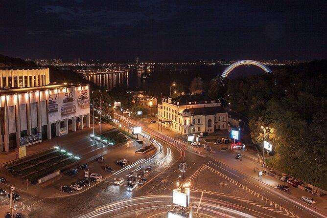 Kyiv by Night, Kiev, UCRANIA