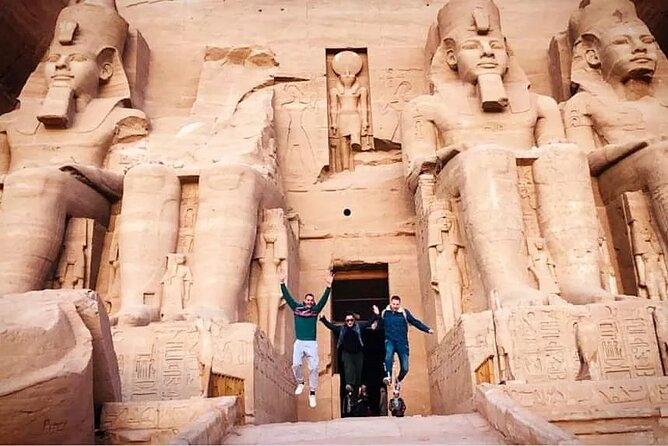 Drive from Luxor to Aswan. Spend the first day visiting Edfu and Kom Ombo Temples, Philae Temple, Unfinished Obelisk and the High Dam around Aswan. Stay overnight and then head to Abu Simbel in the morning before returning to Luxor.<br><br>