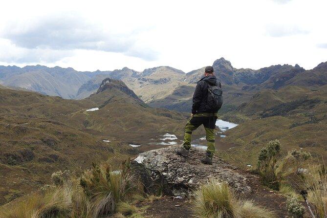 Escapada de un día desde Guayaquil visitando el Parque Nacional de Cajas con final en Cuenca, Guayaquil, ECUADOR