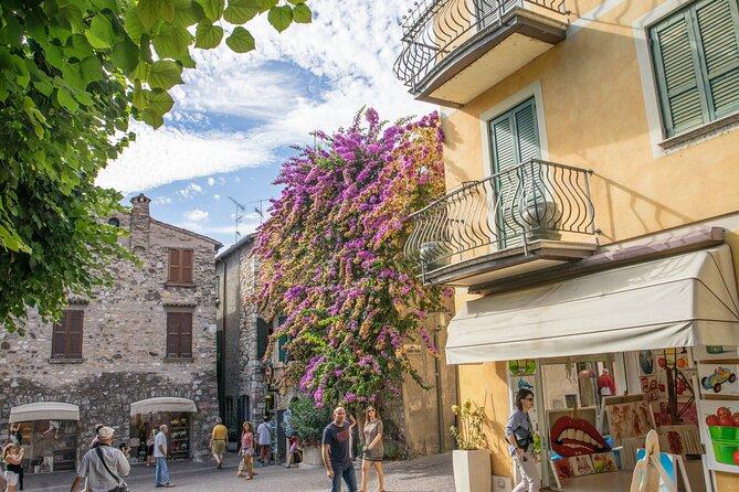 Verona y el Lago de Garda (Desenzano y Sirmione)., Milan, ITALIA