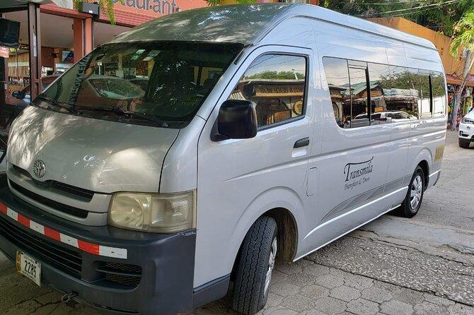 Airport Transportation from Liberia Airport to Hacienda Pinilla or JW Marriott, Tamarindo, COSTA RICA