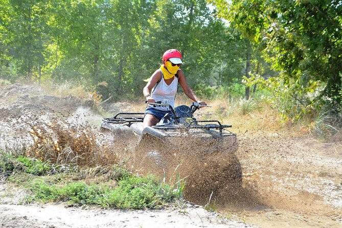If you want to feel adrenalin on quad bikes and make an adventures safari, it will be the best choice in your vacation.