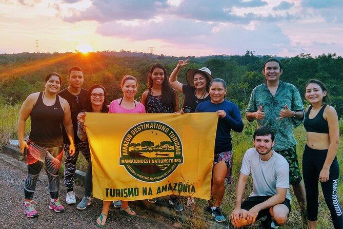 Full Day Tour Jungle Walking and Visit Maroaga, Judeia Caves and Sanctuary Falls, Manaus, BRASIL