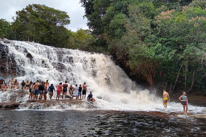 Full Day Tour - Visit Iracema and Arara Falls and Asframa, Manaus, BRASIL