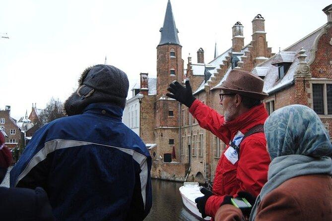 MÁS FOTOS, The Highlights of Bruges: History & Legends