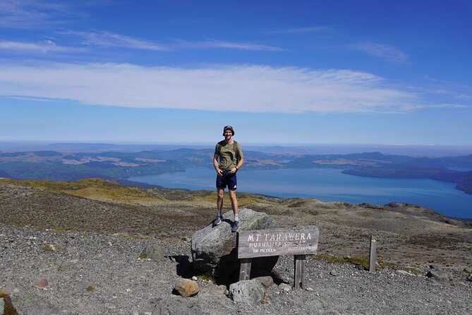 Experience the majesty of Mt. Tarawera, infamous for its volcanic eruption in 1886.This guided 4-hour trekencompasses the stunning landscape and unique history of the area. You'll follow a winding trail to the crater's edge for a panoramic view of the geothermal area. Travel by 4WD vehiclefrom central Rotorua hotels.