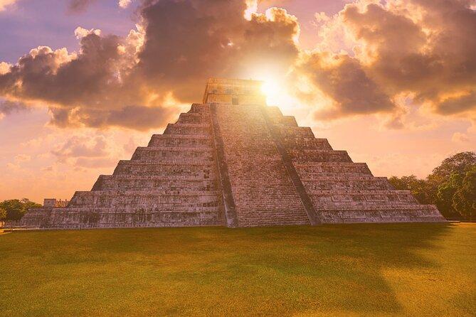 Exclusivo da Viator: Acesso antecipado a Chichén Itzá com um arqueólogo particular, Playa del Carmen, MÉXICO