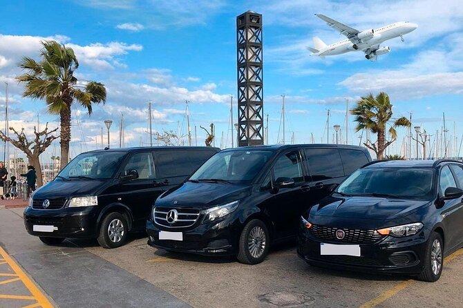 MAIS FOTOS, Táxi de transferência: Aeroporto Marco Polo de Veneza (VCE) - La Spezia [até 8 pessoas]