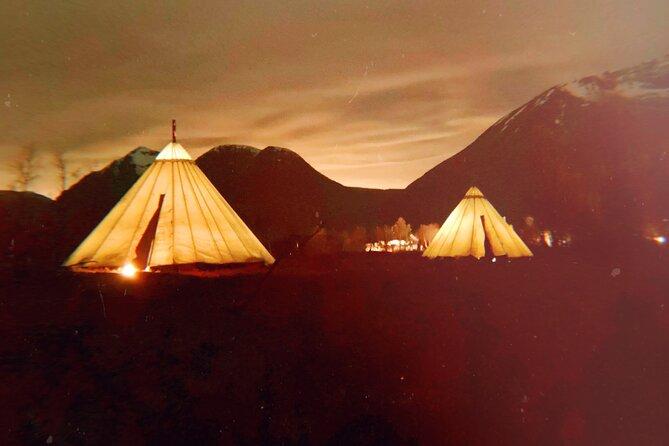 Overnight Stay in Lavvu, Northern Lights, and Reindeer Sledding in Tromso, Tromso, NORUEGA