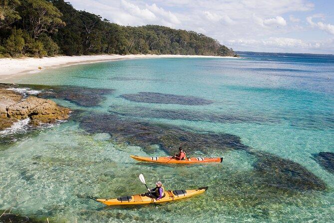 MAIS FOTOS, Half-Day Jervis Bay Sea Kayak Tour