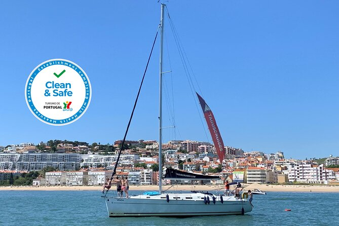 Spend an unforgettable day on the water during this private 4-hour sailing trip to Oeiras Beach from Lisbon. Cruising along the Tajo River and into Oeiras Bay, your private captain will provide the chance for you to take the helm and learn some sailing basics. Stop along the way to swim and sunbathe, and enjoy a complimentary beer or soft drink and a light snack while on board. Upon arrival at the Oeiras marina, hang around on the boat or head for an optional dinner at your own expense.
