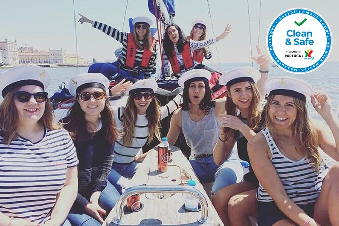 Discover the magnificent sights of Lisbon from the water chartering a sailboat yacht exclusively for your family or friends